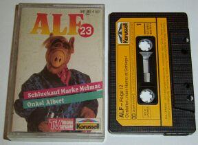 Siegfried Rabe - ALF Folge 27 - Der Mysteriöse Fremde I + II