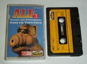 Siegfried Rabe ALF - Weihnachten Mit Alf